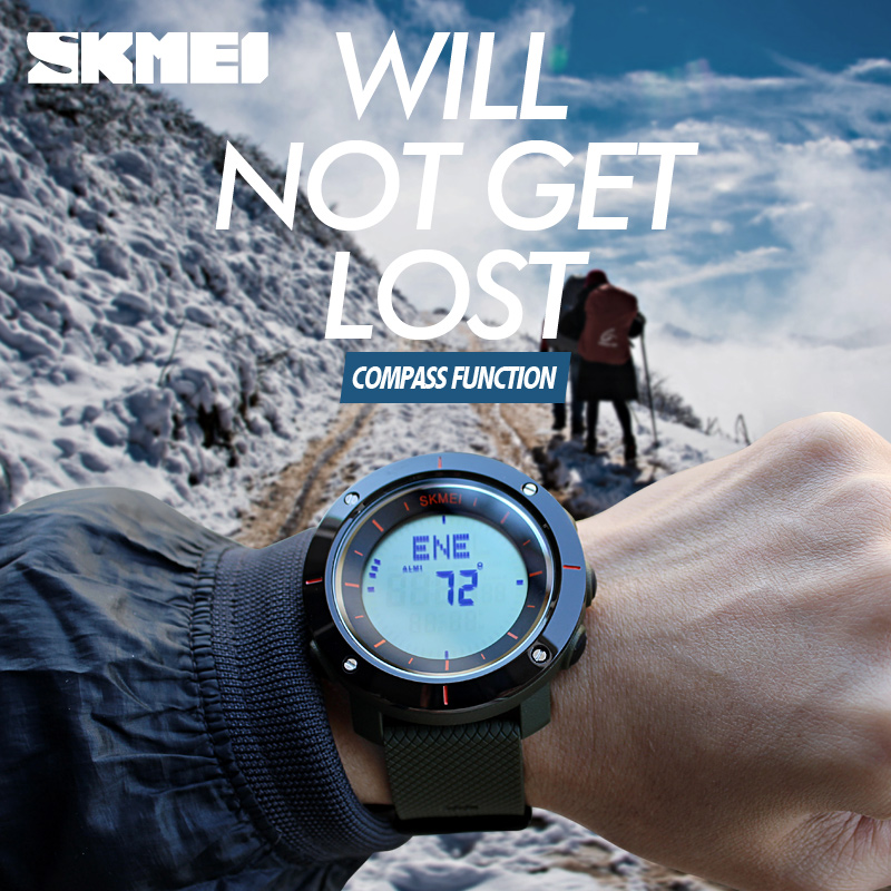 SKMEI best selling compass watch model 1216 timepieces oem