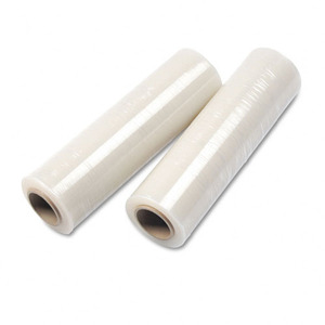 soft hardness shrink plastic stretch wrap film thick self-adhesive plastic wrap for wrapping