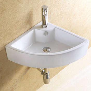 . Hs 5402 Ceramic Triangle Sink  Triangle Bathroom Corner Sink  Wall Bathroom  Sink   Buy Ceramic Triangle Sink Triangle Bathroom Corner Sink Wall