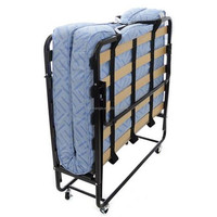 Wholesale used furniture iron bed vintage with mattresses