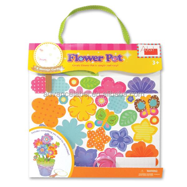 Diy paper art craft flower pot buy 3d paper craftsdiy paper 12061 flower pot5g mightylinksfo