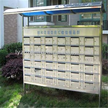 Cast Iron High Quality Commercial Decorative Outdoor Mailboxes For Sale Buy High Quality