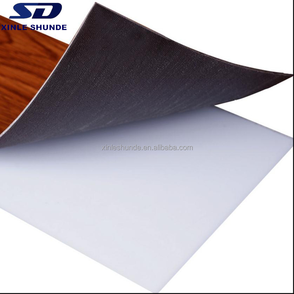 Wood Looking PVC Plank Flooring Self Adhesive Vinyl Flooring, PVC Vinyl Floor Tile