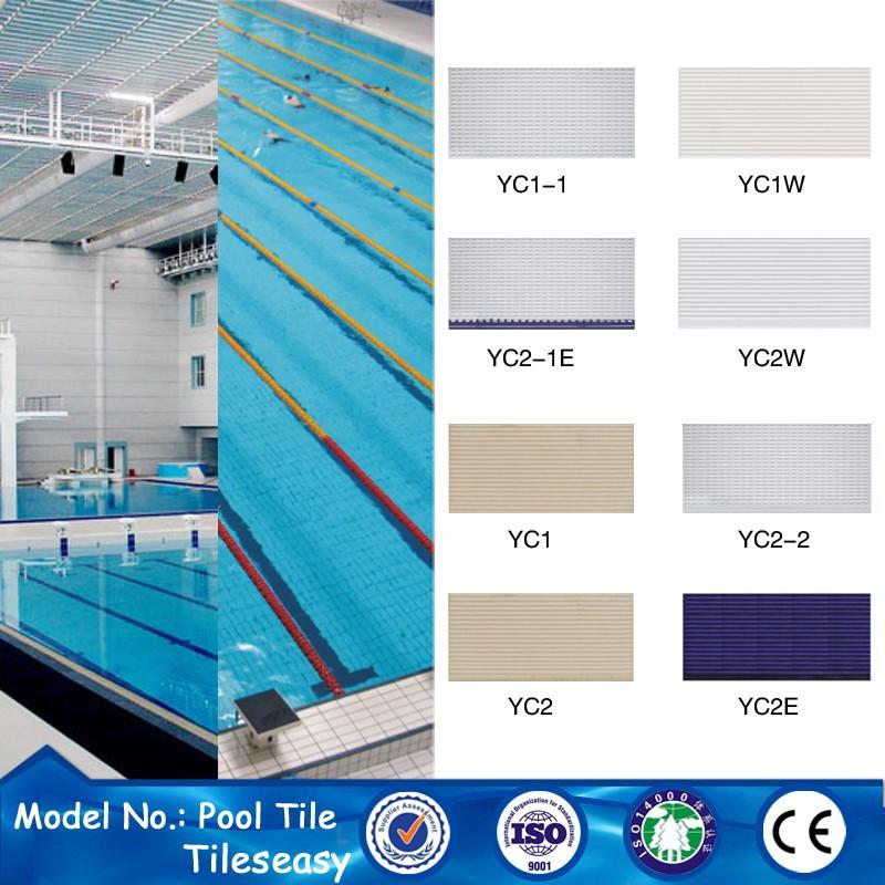 Low Cost Waterproof Outdoor Swimming Pool Deck Tiles Flooring ...