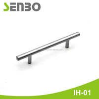 T Shape Stainless iron Ktichen Cabinet Handles hardware for American market