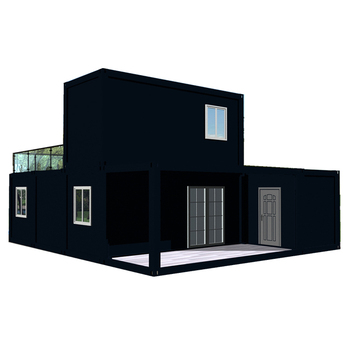 Cheap And Modern Smart Beautiful Canada Ce Flat Pack assembly container house readymade