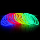 glow stick party pack set with 100 bracelet connector light stick