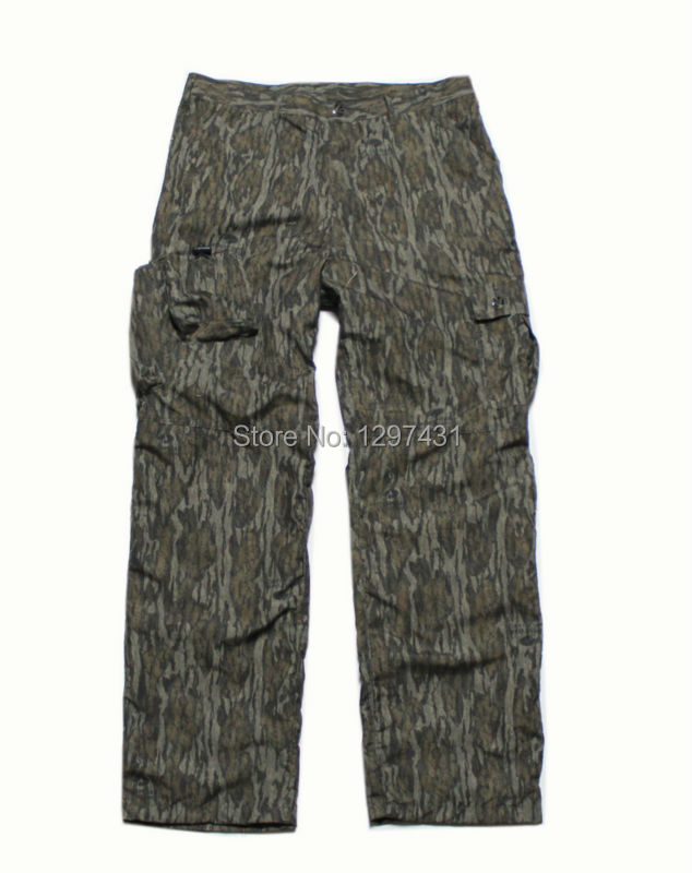 9d3bd1027201f Get Quotations · Plus Size Outdoor Sport Men Bionic Camouflage Hunting  Pants Realtree Camo Trousers Quick-Drying Multi
