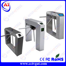 New Style Automatic Turnstile Barrier Gate compatible with IC,ID,barcode,fingerprint reader and so on