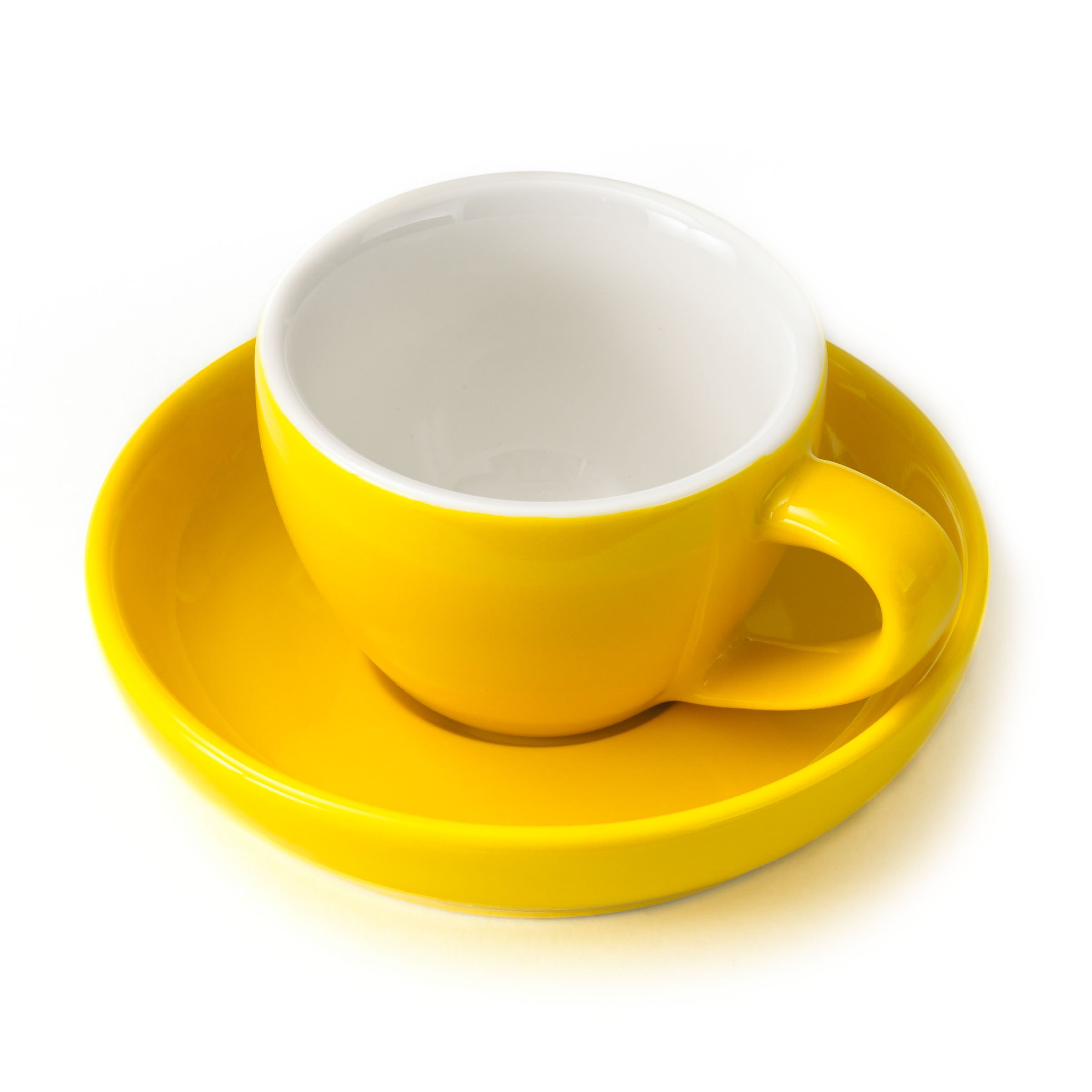 362d9a42f11 Get Quotations · Espresso Cup and Saucer - (1 PC Set) 3-Ounce Demitasse for  Coffee