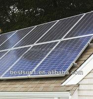 CE TUV proved 20kw 3 china solar companies