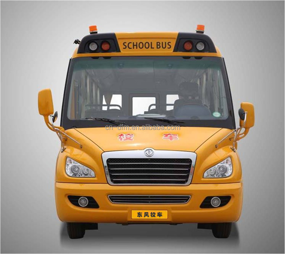 factory New Model Dongfeng School Bus for sale EQ6750 hot in UAE Market