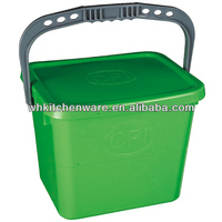 Restaurant And Hotel Janitorial Supply plastic window cleaning bucket