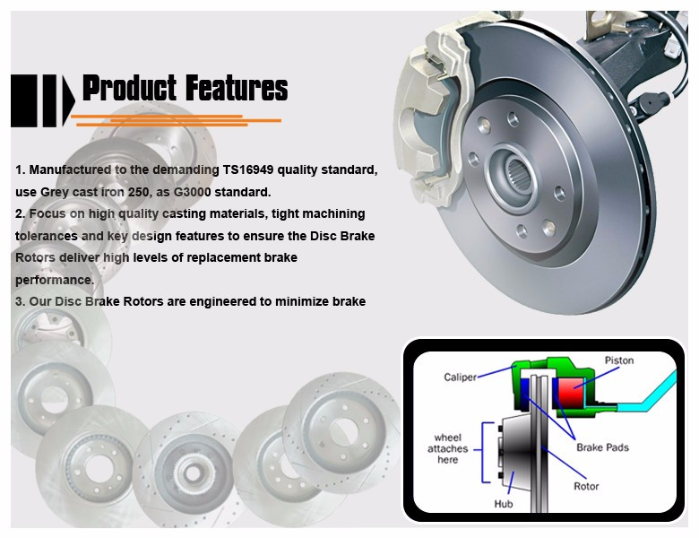 Where Are Euro Rotor Brake Shoes Manufactured
