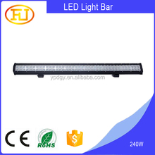 240w led driving light bar for truck jeep RV SUV ATV 4X4 offroad