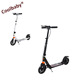 COOLBABY new pro fitness foot step dual pedal scooter for teenager