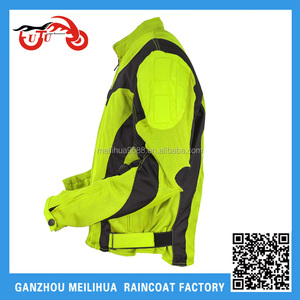 Top Quality Oxford Motorcycle Jacket with Armors for Riders