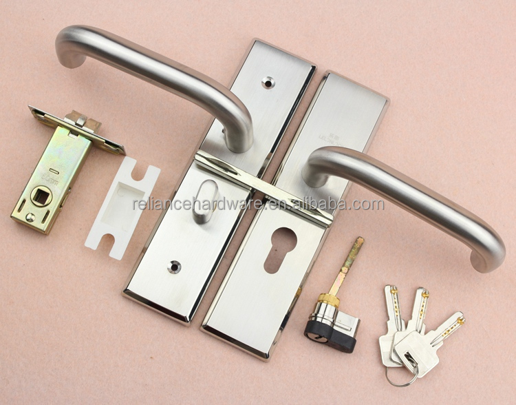 Supply All Kinds Of Type Door Lock Door Lock Parts Name