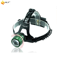 Factory direct wholesale most powerful endurance T6 led head lamp