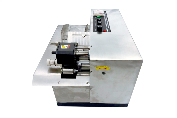 MY-380 solid-ink coding machine for printing batch number