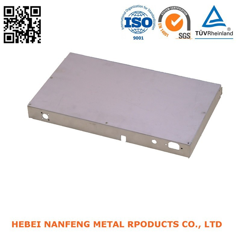 Sheet metal fabrication mild steel plates bended finish outer boxes