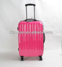 Men,Women Department Name and ABS+PC Film Material luggage travel bags for christmas