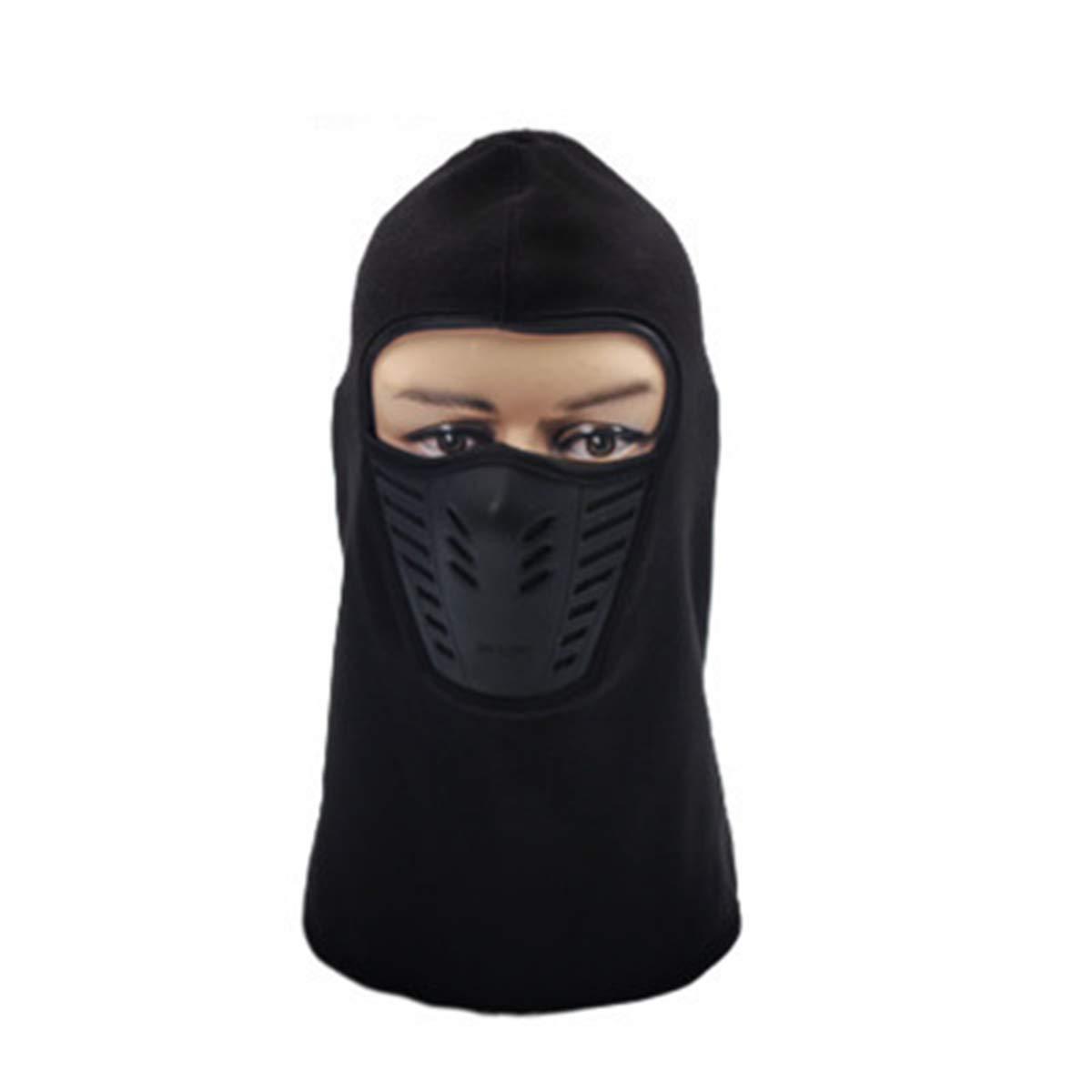 ZumZup Balaclava Ski Mask Unisex Winter Neckerchief Multifunction Fleece Warm Full Face Cover Anti-dust Windproof Hats
