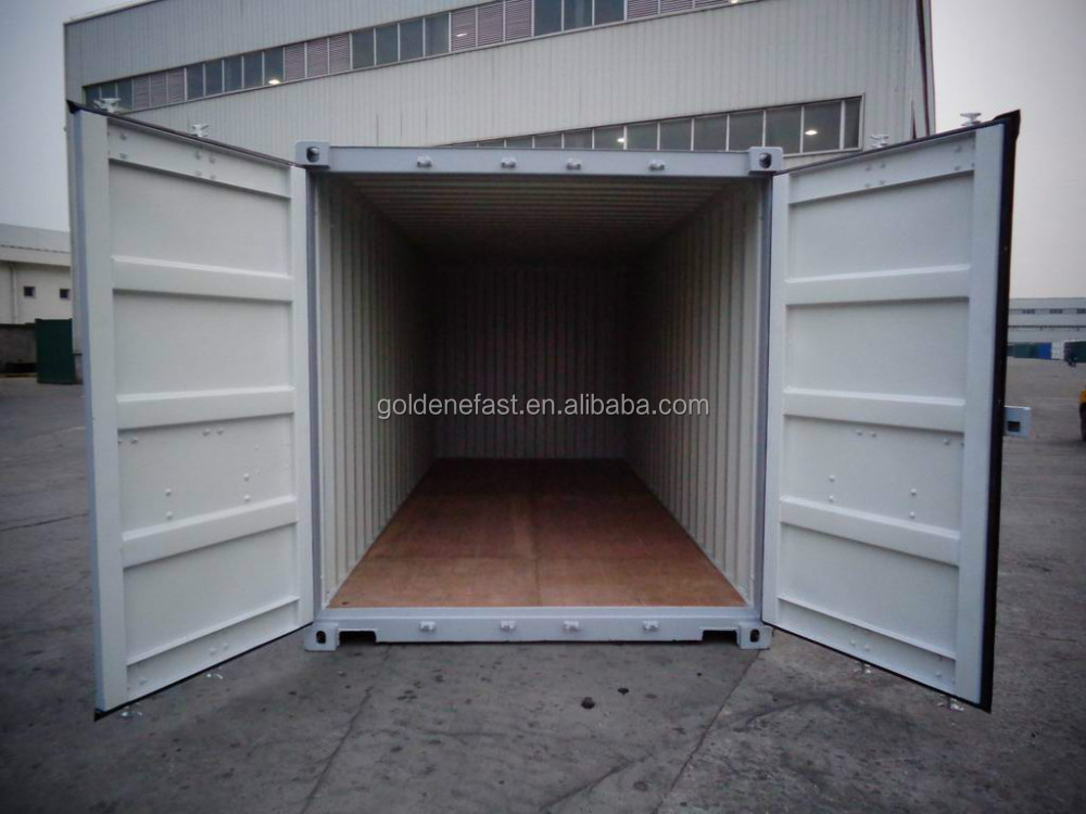 40 ft dry container type cheap shipping container for sale