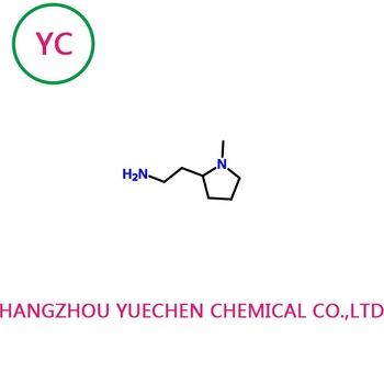 Fine Chemical Suppliers 2-(2-aminoethyl)-1-methylpyrrolidine 51387-90-7 -  Buy 2-(2-aminoethyl)-1-methylpyrrolidine,51387-90-7,Intermediates  Production