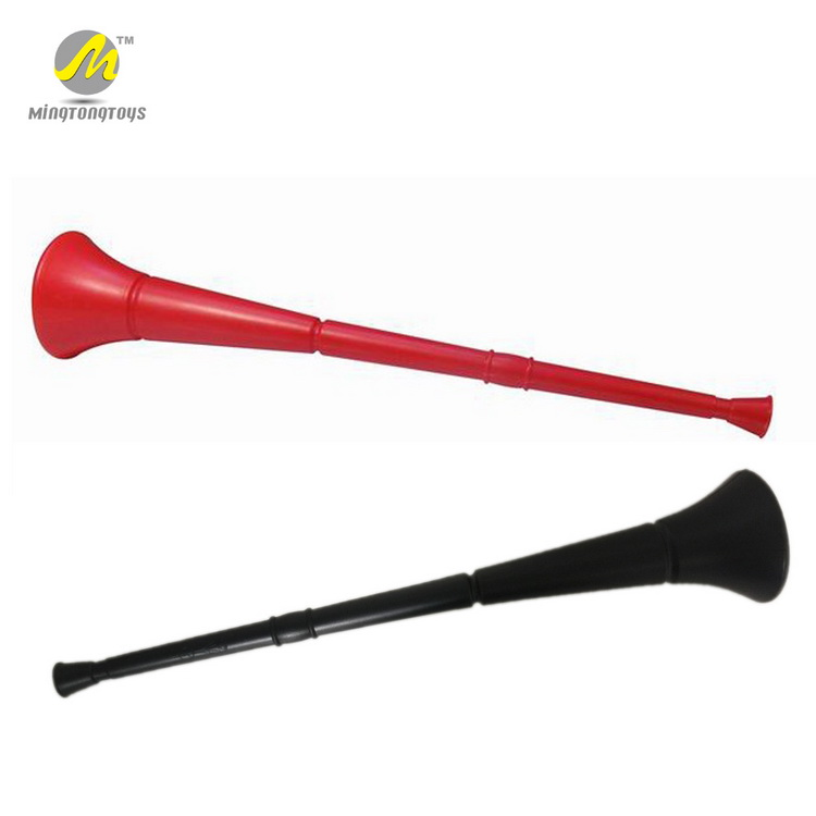 World cup fans cheap long plastic horns football gift