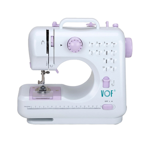 FHSM 505 Automatic mini electric stitching sewing machine with foot pedal