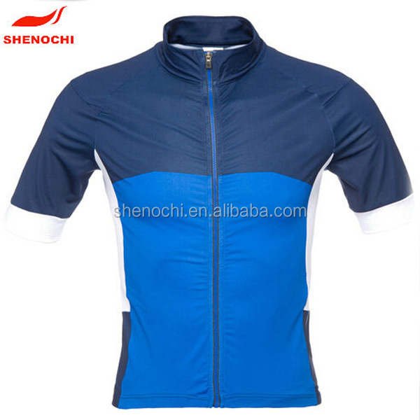 The Latest Polyester Fabric Sublimation Sports Jersey New Model ...