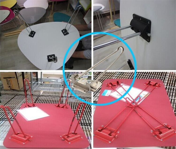 Children Tables Support Hairpin Folding Table Legs