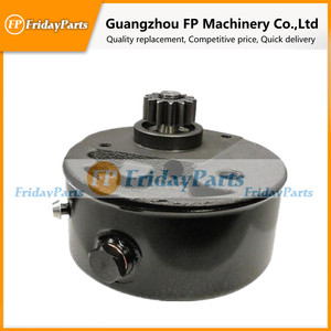 China Tractor Power Steering Pump, China Tractor Power
