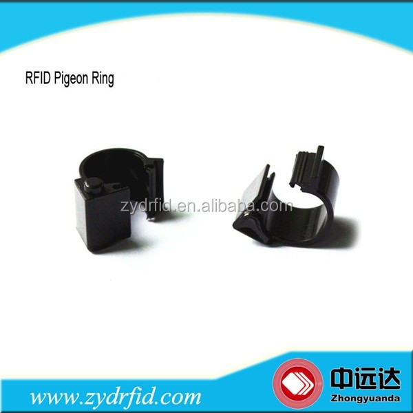 ISO 18000-6C RFID Pigeon Ring for Pigeon Racing