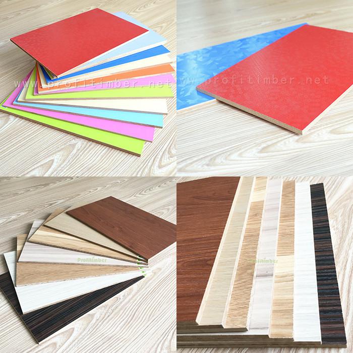 Hardboard Building Materials ~ Decorative hardboard panels melamine laminated