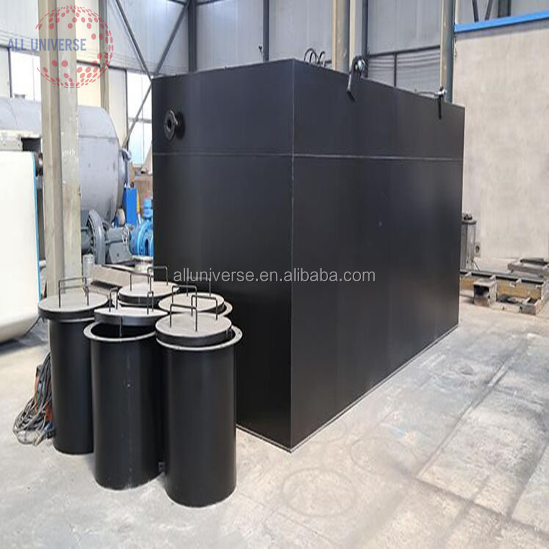 Undergroud Buried packaged effluent treatment equipment