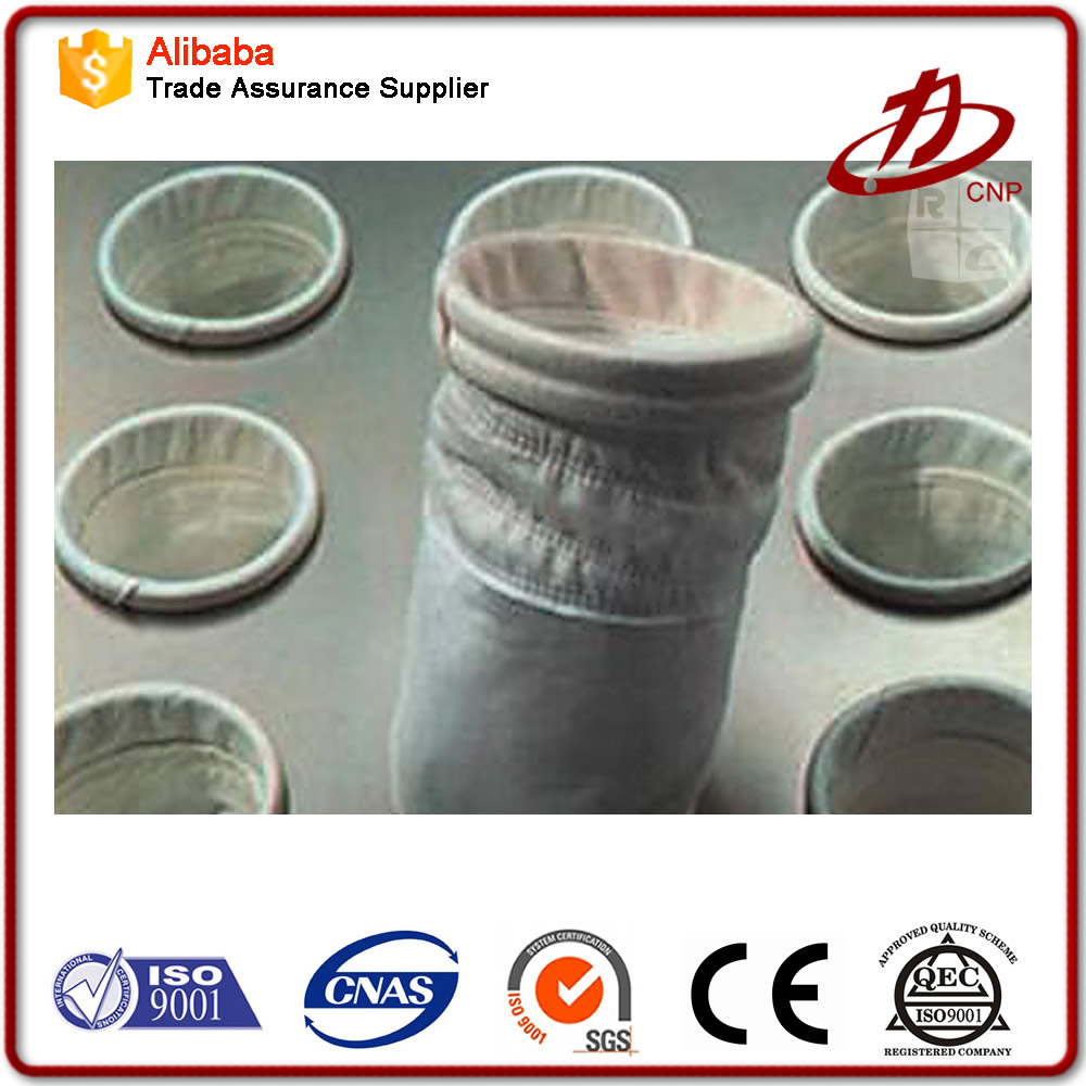 polyester filter bag Used In Industry Filtration Dust Felt Bags Cement Filter Socks