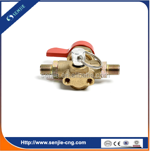 auto fuel system gas filling valve