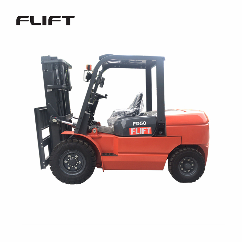 Cheap Used Lifted Trucks For Sale >> 5 Ton 4500mm Lifting Height Diesel Forklift Truck For Sale With Ce Buy Cheap Lifted Trucks For Sale 4500mm Lifting Height Chinese Pickup Trucks