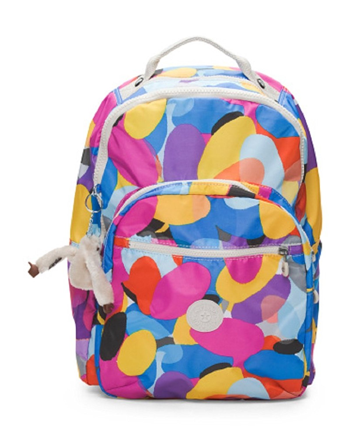 Get Quotations · Kipling Women s Seoul Large Printed Laptop Backpack bdba8c84dd