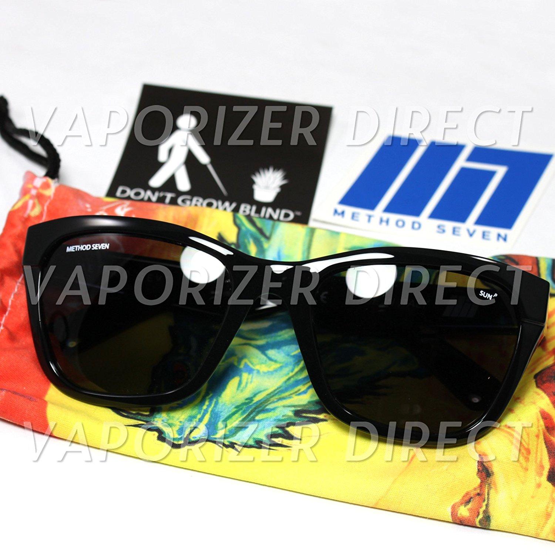 8ca8490960 Get Quotations · Method Seven Grow Room Optics - Coup Sun Polarized - M7 Outdoor  Grow Optics Eye Protection