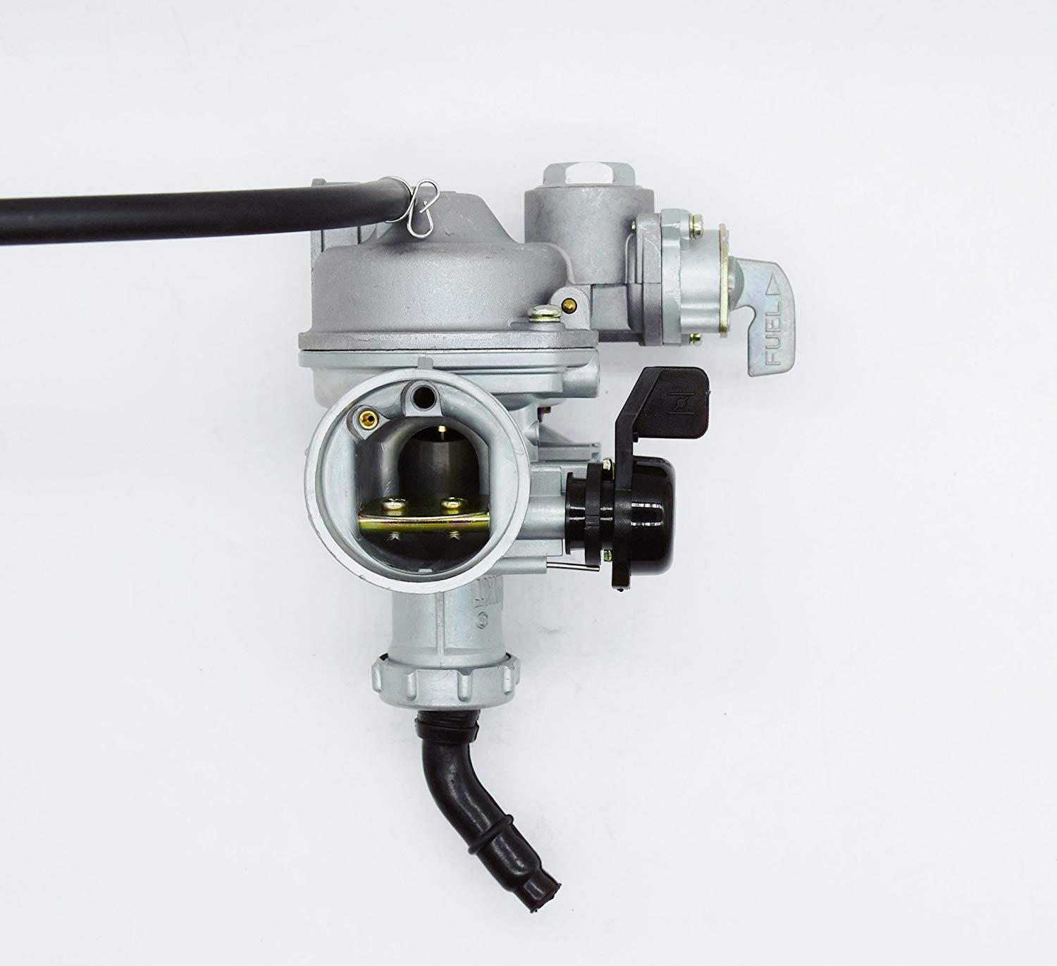 Atv Parts & Accessories New Carburetor Carb Pz22 22mm For 70cc 110cc 125cc Quad Atv Dirt Bike Hand Choke Back To Search Resultsautomobiles & Motorcycles