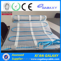 CE ROHS TUV Certificate Heati Resistant Floor Mats 2016 New Safety Radiant Floor Heating System 230V Heated Floor Mat
