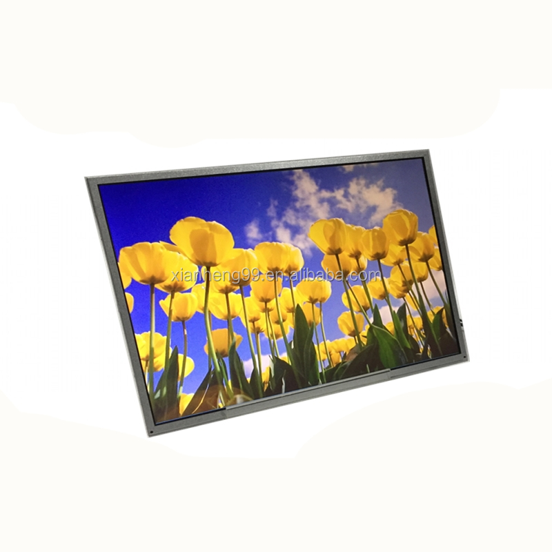 Original genuine 18.5 inch AUO flexible LCD panel display monitor,1366*768 LVDS TFT for industrial application,G185XW01 V1