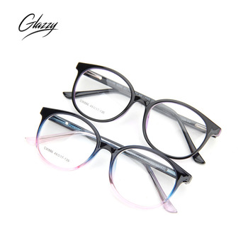 3d71b1c33719 Glazzy optics CP eye glasses optical medicated fashion glasses frame with  your logo made in china