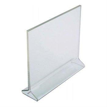 Acrylic T Frame A5 A4 A7,Clear Menu Stand - Buy Acrylic T Frame ...