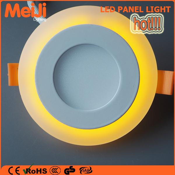 새로운 제품 대리점을 찾고,노란색과 흰색 두 색상 천장 패널 ...