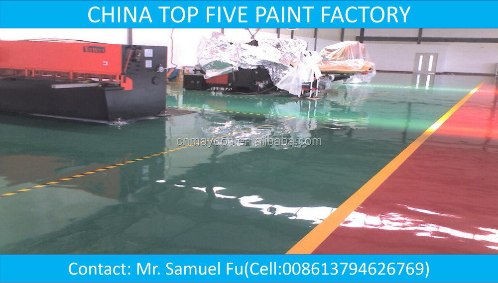 China Top Five Floor Paint Manufacturer-maydos Heavy Duty Epoxy ...