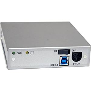 """Cru Acquisitions Group, Llc - Cru Movedock Drive Enclosure - External - Silver - Usb 3.0, Usb 2.0 """"Product Category: Accessories/Drive Cabinets"""""""